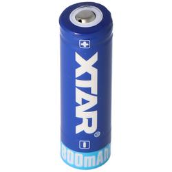 Xtar 14500 - 800 mAh 3,6 V bis 3,7 Volt geschützter Li-Ion-Akku 50,5x14,3mm