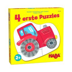 Haba Puzzle 4 erste Puzzles – Bauernhof, Puzzleteile