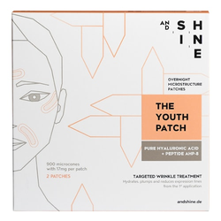 AND SHINE - The Youth Patch - 2 Patches - 541761-THE YOUTH PATCH 1 WEEK PACK