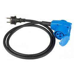 CEE/Schuko-Adapter 150 cm