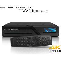 DreamBox Two Ultra HD BT 2x DVB-S2X MIS