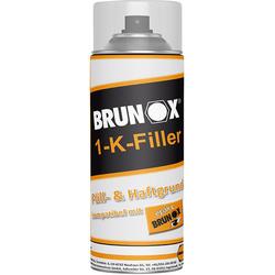 Brunox 1-K Filler und Haftgrund ( Inh.6 Stück )