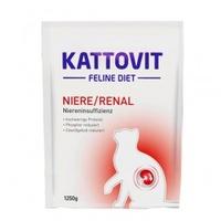 Kattovit Feline Diet Niere/Renal 1,25 kg