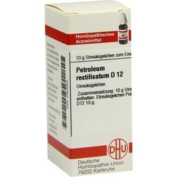 PETROLEUM RECTIFICATUM D 12 Globuli 10 g