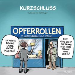 Kurzschluss als Buch von Karl Berger