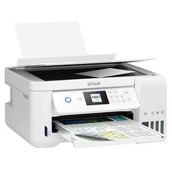 EPSON EcoTank ET-2756 3 in 1 Tintenstrahl-Multifunktionsdrucker weiß