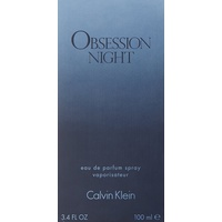 Calvin Klein Obsession Night Eau de Parfum