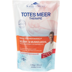 Murnauer - Salthouse Salthouse Totes Meer Badesalz Gelenk und Muskelwohl 2er Pack