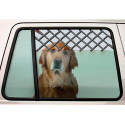 RAC Hunde-Autogitter max. Breite: 60 cm grau