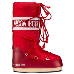 Moon Boots Moon Boot Nylon 35/41 - Winterschuhe Red 39/41 EU