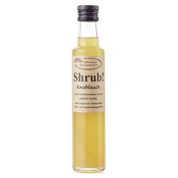Sirup SHRUP Knoblauch