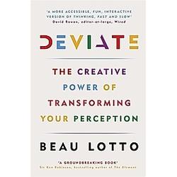 Deviate. Beau Lotto  - Buch