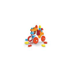 Mattel® Spielbausteine Mega Bloks Hündchen zum Hinterherziehen,