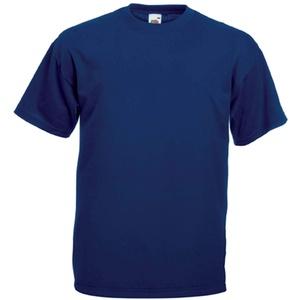 Fruit of the Loom T-Shirt S-XXXL in verschiedenen Farben M,Navy