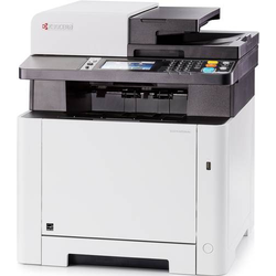 Kyocera M5526cdw Farblaser Multifunktionsdrucker A4 Drucker, Scanner, Kopierer, Fax LAN, WLAN, Duple