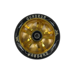 AO Quadrum 10-Star 100 mm Wheel gold Rolle Stund Scooter