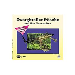 Mein Zwergkrallenfrosch. Frank Schäfer  - Buch