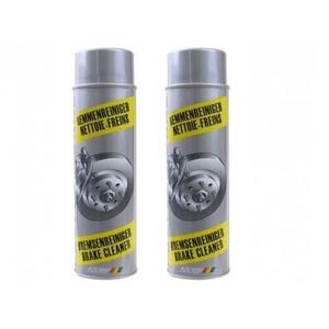 2x Motip Bremsenreiniger 500ml Spraydose Sprühdose