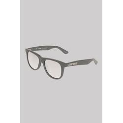 CAMP DAVID Sonnenbrille (ca. 17 x 15 x 15 cm) Print grau