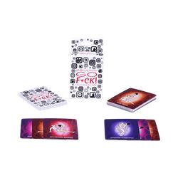 Kheper Games 'Go F*ck Game Cards'