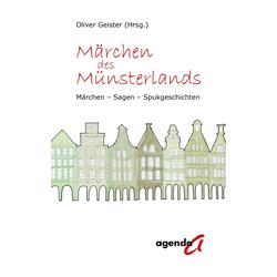 Märchen des Münsterlands als Buch von