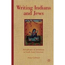 Writing Indians and Jews. A. Guttman  - Buch