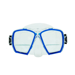 Tauchmaske Plus - (+ 1.75 Dpt) - Transparent - Transparent