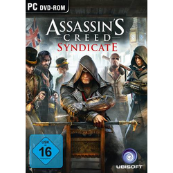 Assassins Creed Syndicate PC USK: 16