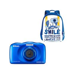 Nikon Coolpix W150 Rucksack-Set Blau