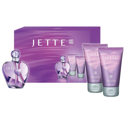 JETTE Parfümzerstäuber JETTE Duft-Set Love, 3-tlg. (3 Stück)