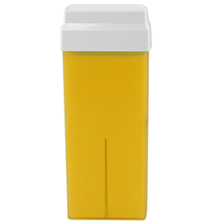 X-EPIL Wachspatrone mit breitem Rollkopf Gelb 100 ml