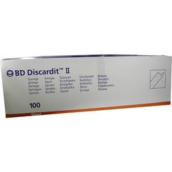 BD Discardit II Spritze 20 ml