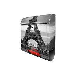 banjado Briefkasten Motiv Paris