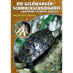 Die Gelbwangenschmuckschildkröte als Buch von Andreas S Hennig