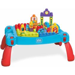 MEGA BLOKS Spieltisch Mega Bloks Bau- und Spieltisch, 30 Teile