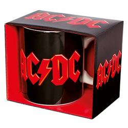 AC/DC Becher AC/DC TASSE/BECHER RED LOGO NEU