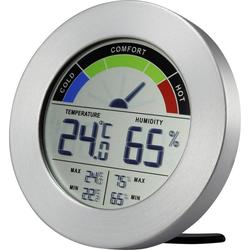 Renkforce Thermo-/ Hygrometer mit Komfortanzeige Funkwetterstation