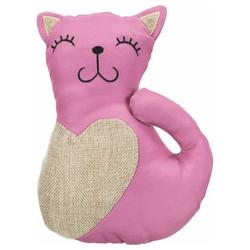 TRIXIE Tier-Beschäftigungsspielzeug Katze XXL minze, Polyester