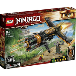 LEGO® Puzzle LEGO® NINJAGO 71736 Coles Felsenbrecher, Puzzleteile