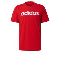 ADIDAS ORIGINALS Herren Shirt weiß / rot