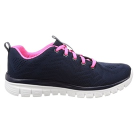 SKECHERS Graceful Get Connected navy-pink/ white, 41
