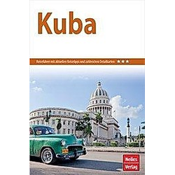 Nelles Guide Reiseführer Kuba. Elke Frey  - Buch