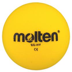 Molten® Soft-Schaumstoffball, Gelb, 16 cm, Schaumstoff
