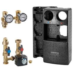 Oventrop Anbindesystem Regumat M3-180 WMZ für Wärmemengenzähler ohne Pumpe