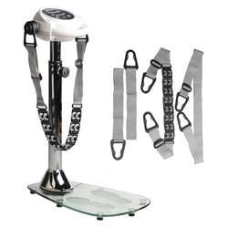 body coach Bandmassagegerät Vibro Massager Deluxe Vibration & Bandmassagegerät, 100 W