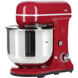 ADE Küchenmaschine 1200W Rot