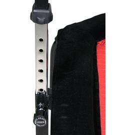 CHRISTOPEIT T 200 138 cm schwarz/rot