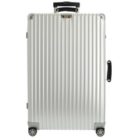 Check-In 4-Rollen 79 cm / 84 l silver