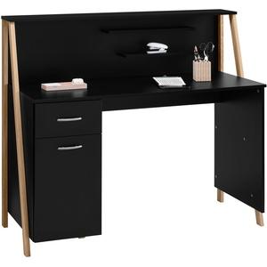 Schreibtisch Dave schwarz