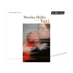 Monika Helfer - Vati (CD)
